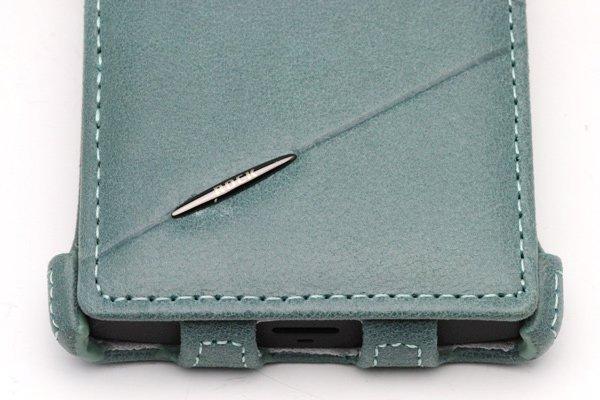【ネコポス送料無料】Xperia S / NX (LT26i SO-02D) Rock 本革ケース 縦開きタイプ 3色あります  [3]