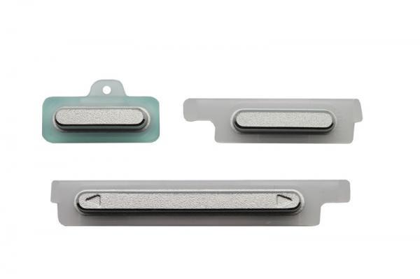 【ネコポス送料無料】Xperia S / NX (LT26i SO-02D) サイドキーセット 2色あります  [3]