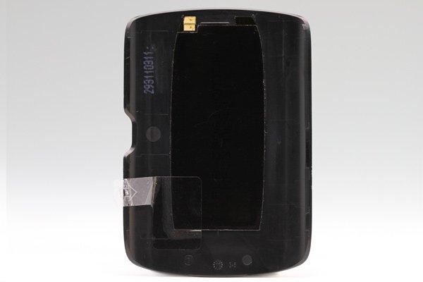 【ネコポス送料無料】Blackberry Curve 9380 バッテリーカバー  [2]