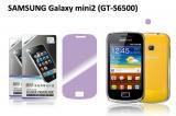 【ネコポス送料無料】SAMSUNG Galaxy mini2 (GT-S6500)液晶保護フィルムセット アンチグレアタイプ