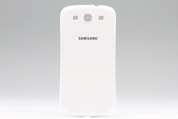【ネコポス送料無料】SAMSUNG Galaxy S3 (GT-I9300) バッテリーカバー 全3色  [1]