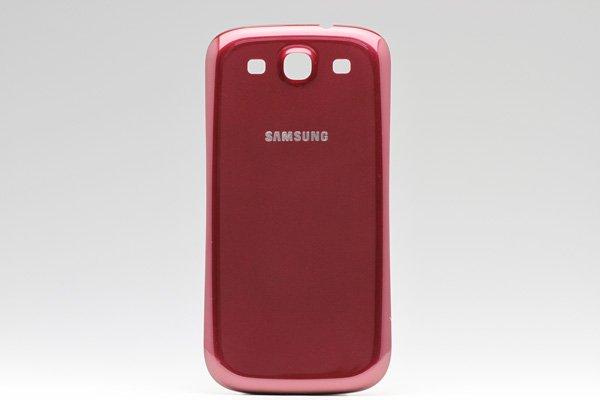 【ネコポス送料無料】SAMSUNG Galaxy S3 (GT-I9300) バッテリーカバー 全3色  [3]