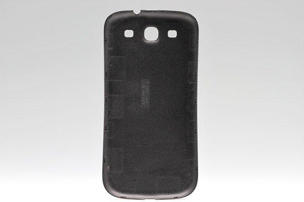 【ネコポス送料無料】SAMSUNG Galaxy S3 (GT-I9300) バッテリーカバー 全3色  [4]