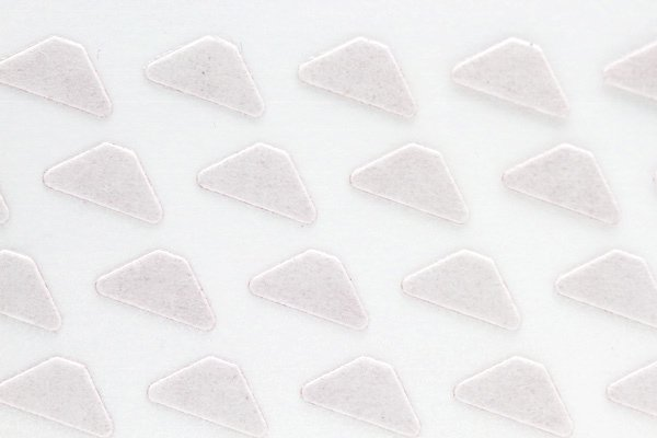 【ネコポス送料無料】Apple iPhone4s 水没検知シール(三角)  [2]