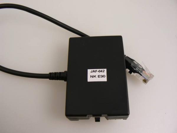 【ネコポス送料無料】JAF対応型 E90用 FBUSケーブル [1]