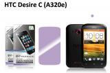 【ネコポス送料無料】HTC Desire C (A320e)用 液晶保護フィルムセット アンチグレアタイプ