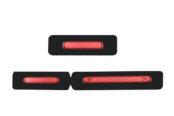 【ネコポス送料無料】Xperia P (LT22i) サイドキーセット 3色あります  [1]