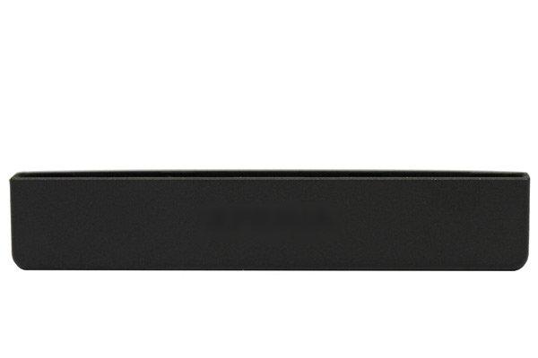【ネコポス送料無料】Xperia P (LT22i) ボトムカバー ブラック  [2]