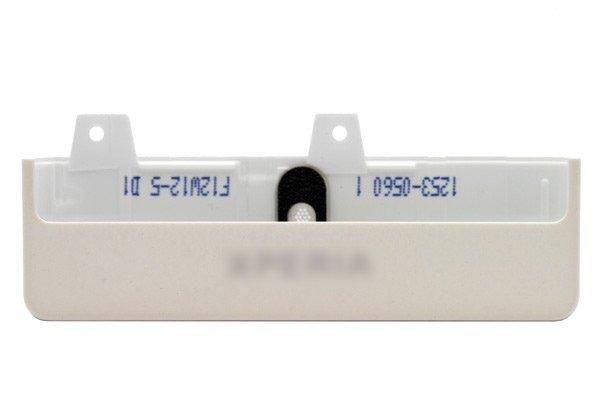 【ネコポス送料無料】Xperia Sola (MT27) ボトムカバー 全3色  [2]