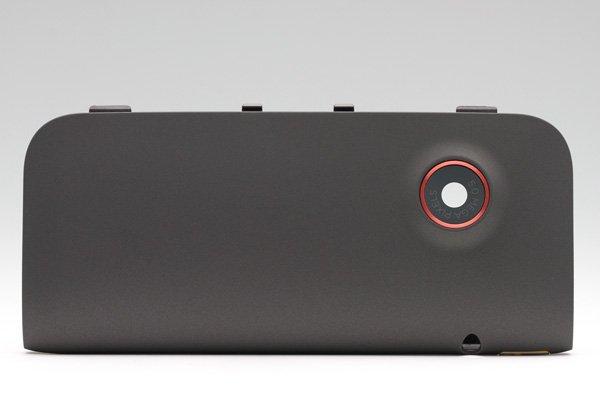 【ネコポス送料無料】HTC Flyer (P510E) アンテナ カメラカバーセット ブラック  [1]
