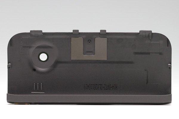 【ネコポス送料無料】HTC Flyer (P510E) アンテナ カメラカバーセット ブラック  [3]