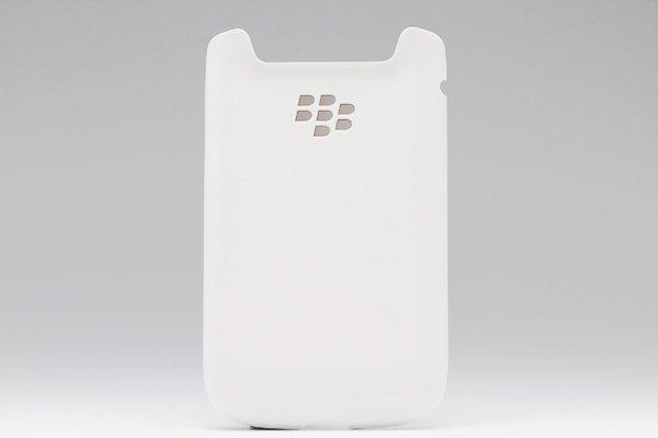 【ネコポス送料無料】Blackberry 9790 バッテリーカバー ホワイト  [1]