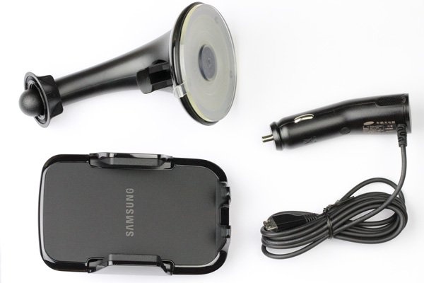Samsung Smartphone Vehicle Dock Kit Galaxy NoteやGalaxy S3(SC-06D)に最適 [2]