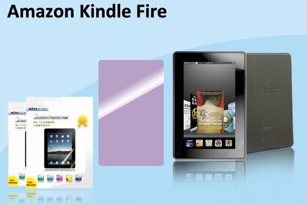【ネコポス送料無料】Amazon Kindle Fire用 液晶保護フィルムセット アンチグレアタイプ  [1]