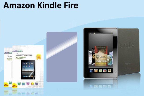 【ネコポス送料無料】Amazon Kindle Fire用 液晶保護フィルムセット クリスタルクリアタイプ  [1]