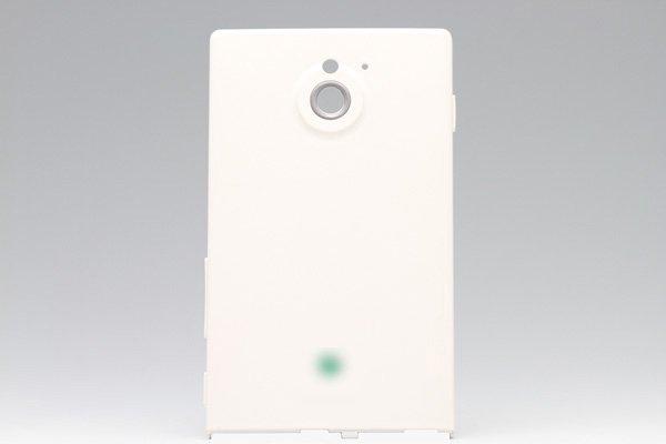 【ネコポス送料無料】Xperia Sola (MT27i) バッテリーカバー 全3色  [2]