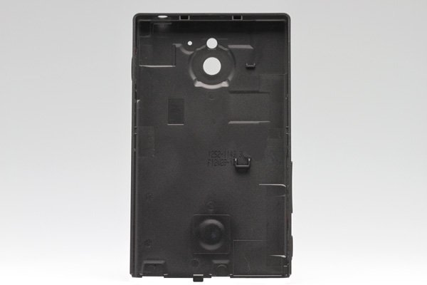 【ネコポス送料無料】Xperia Sola (MT27i) バッテリーカバー 全3色  [4]