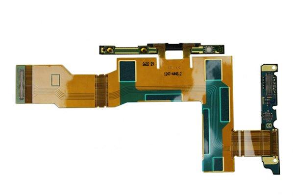 【ネコポス送料無料】Xperia S (LT26i SO-02D) フレキシブルケーブル メインASSY  [1]