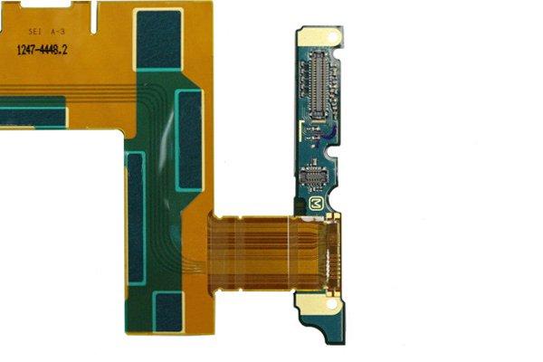 【ネコポス送料無料】Xperia S (LT26i SO-02D) フレキシブルケーブル メインASSY  [3]