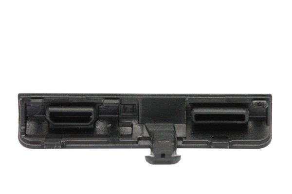 【ネコポス送料無料】Xperia ion (LT28i) USB&HDMIカバー 2色あります  [3]