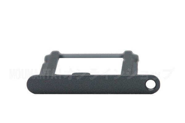 【ネコポス送料無料】Apple iPhone5 Nano SIMカードトレイ ブラック  [3]