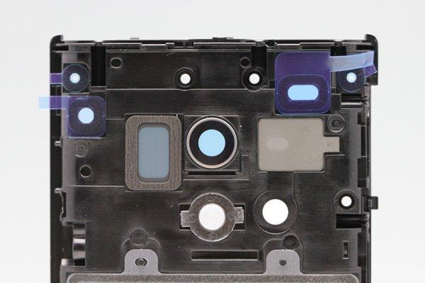 【ネコポス送料無料】Xperia acro s (LT26W) 交換セット ピンク  [3]
