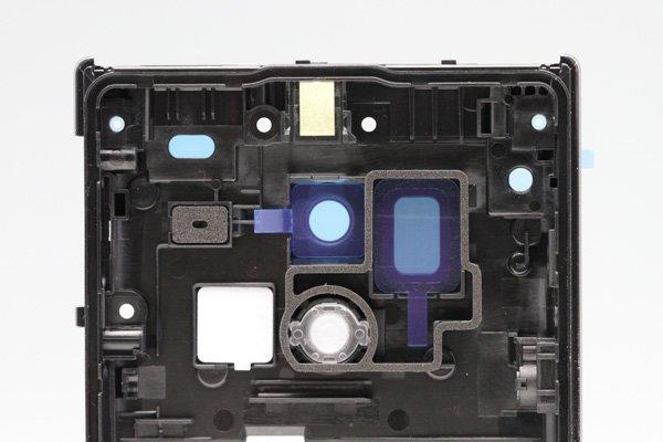 【ネコポス送料無料】Xperia acro s (LT26W) 交換セット ピンク  [4]
