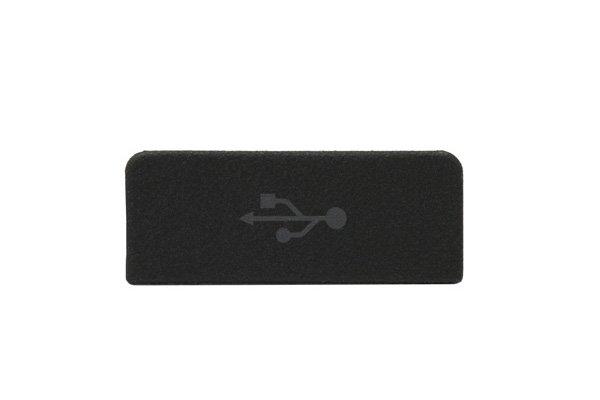 【ネコポス送料無料】Xperia go (ST27i) USBコネクタカバー 全3色  [2]