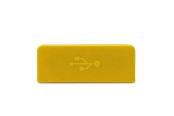 【ネコポス送料無料】Xperia go (ST27i) USBコネクタカバー 全3色  [3]