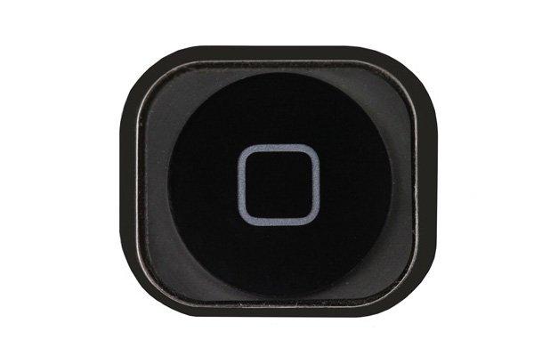 【ネコポス送料無料】Apple iPhone5 ホームボタン 2色あります