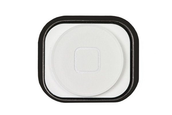 【ネコポス送料無料】Apple iPhone5 ホームボタン 2色あります  [2]