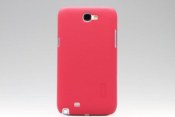 【ネコポス送料無料】SAMSUNG Galaxy Note2 (GT-N7100) 専用ハードカバー 液晶保護フィルム付き 4色あります  [2]
