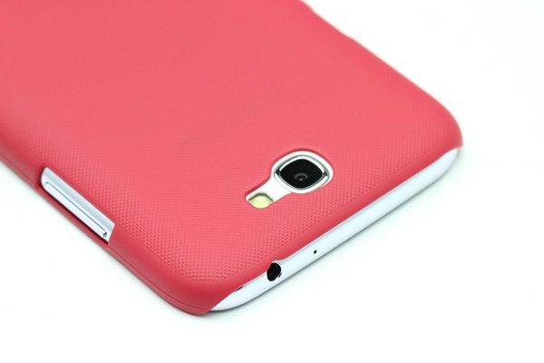 【ネコポス送料無料】SAMSUNG Galaxy Note2 (GT-N7100) 専用ハードカバー 液晶保護フィルム付き 4色あります  [3]