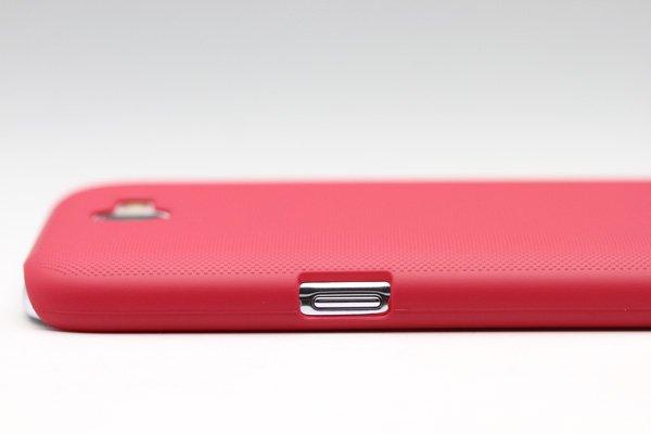 【ネコポス送料無料】SAMSUNG Galaxy Note2 (GT-N7100) 専用ハードカバー 液晶保護フィルム付き 4色あります  [4]
