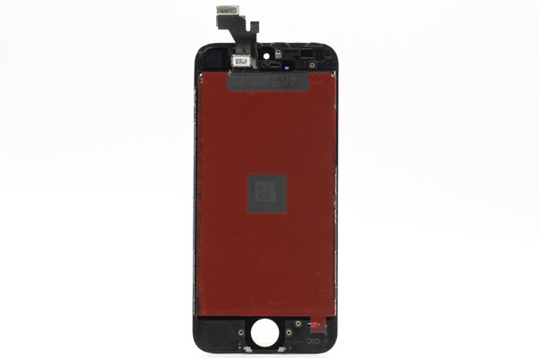 Apple iPhone5 フロントパネルASSY 全2色  [2]