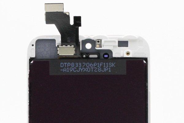 Apple iPhone5 フロントパネルASSY 全2色  [6]