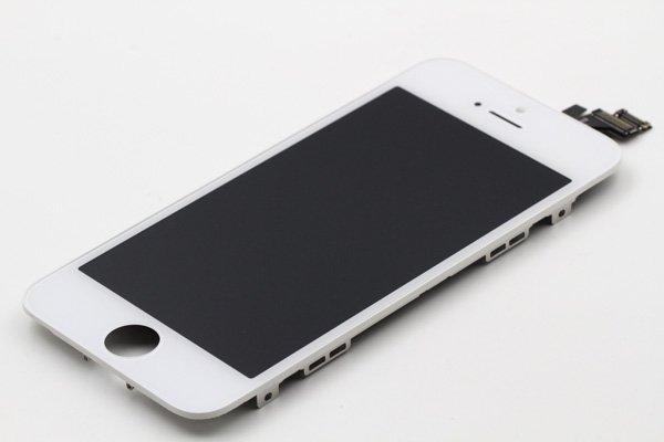 Apple iPhone5 フロントパネルASSY 全2色  [8]