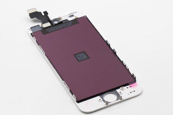 Apple iPhone5 フロントパネルASSY 全2色  [9]