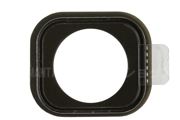【ネコポス送料無料】Apple iPhone5 ホームボタン固定用シリコンテープ  [2]