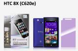 【ネコポス送料無料】HTC 8X (C620e)用 液晶保護フィルムセット アンチグレアタイプ
