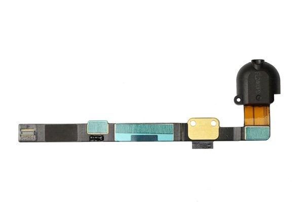 【ネコポス送料無料】Apple iPad mini ヘッドホンフレックスケーブル 全2色  [1]