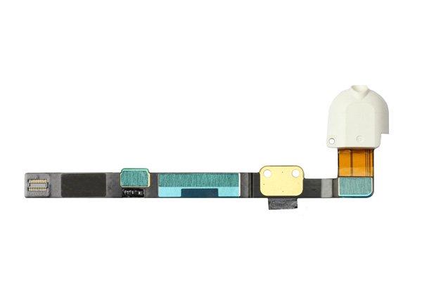 【ネコポス送料無料】Apple iPad mini ヘッドホンフレックスケーブル 全2色  [2]