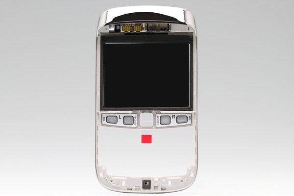 【ネコポス送料無料】BlackBerry bold 9790 Aカバー レアカラー ピンク   [2]