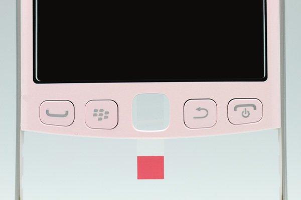 【ネコポス送料無料】BlackBerry bold 9790 Aカバー レアカラー ピンク   [3]