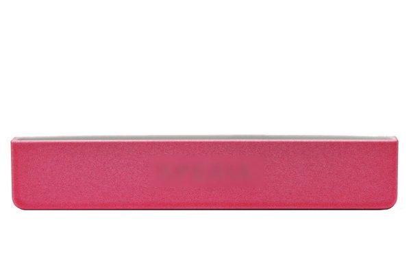 【ネコポス送料無料】Xperia P (LT22i) ボトムカバー レアカラー ピンク  [1]