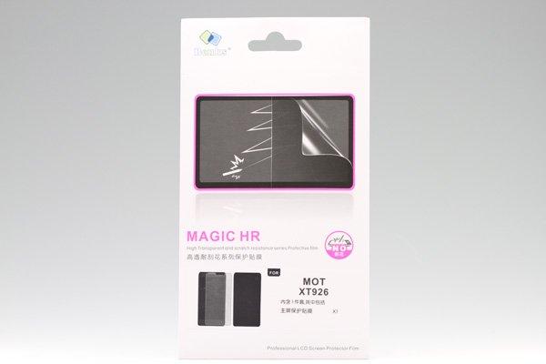 【ネコポス送料無料】 反射防止液晶保護フィルム DROID RAZR HD (XT926)  [2]