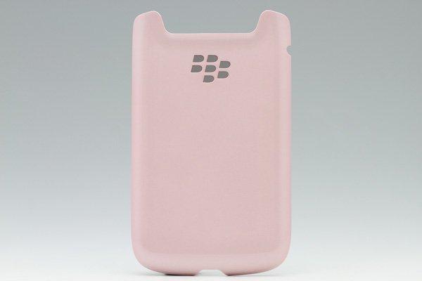 【ネコポス送料無料】Blackberry 9790 バッテリーカバー レアカラー ピンク  [1]