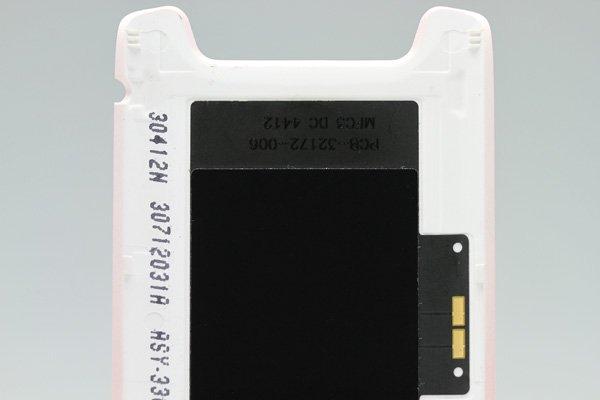 【ネコポス送料無料】Blackberry 9790 バッテリーカバー レアカラー ピンク  [4]