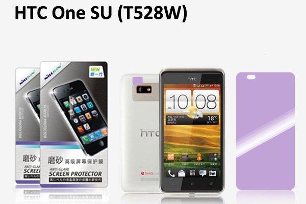 【ネコポス送料無料】HTC One SU (T528W)用 液晶保護フィルムセット アンチグレアタイプ  [1]