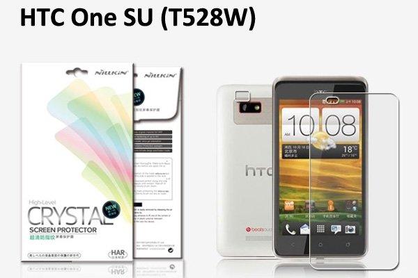 【ネコポス送料無料】HTC One SU (T528W)液晶保護フィルムセット クリスタルクリアタイプ  [1]